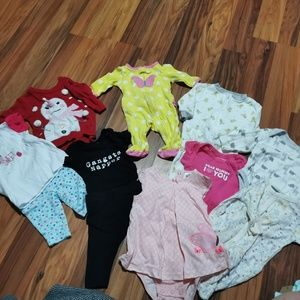 Other - Newborn and 0-3 Clothing Bundle
